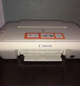 Принтер CANON Pixma MG2545 (Струйный)