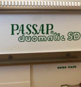 Вязальная машина passap duomatic SD