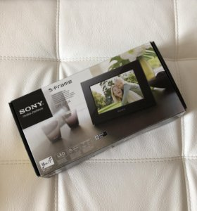 Фоторамка Sony S-Frame DPF-C70A