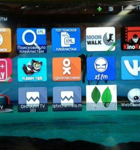Настройка Smart телевизоров