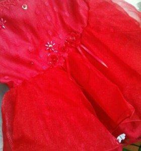 Платье для малышки для праздника, для фотосессии