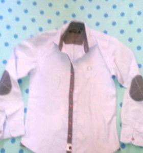 Рубашки на подростка хорошие