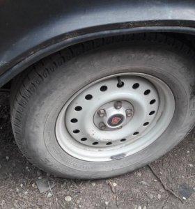 Колеса на газ 3102