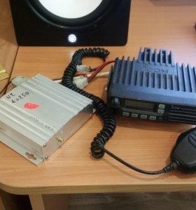 Автомобильная радиостанция Icom IC-F111