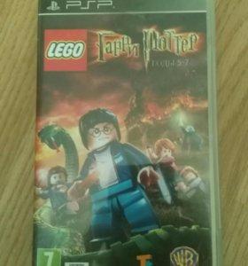 LEGO Гарри Поттер годы 5-7 psp