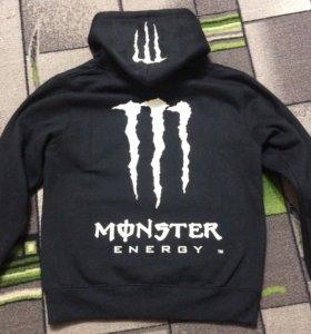 Толстовка Monster Energy