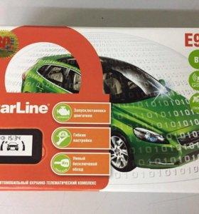 StarLine E96 BT 2CAN+2LIN GSM-GPS