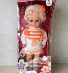Новая озвученная кукла