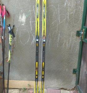 Беговые лыжи Elan для классического хода
