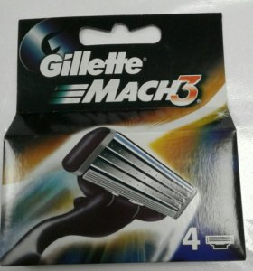 Сменные кассеты для бритья.