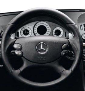 Комплект руля на Mercedes-Benz 211 (2008)г.