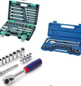 инструменты наборами и по штучно +смазка