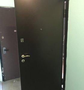 Дверь эльбор металическая