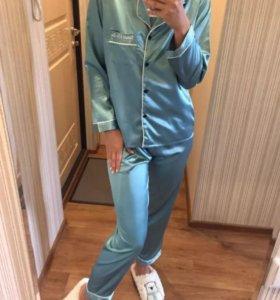 Новая мятная пижама
