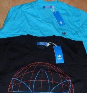 Футболка Adidas, новая, с этикетками, в упаковке