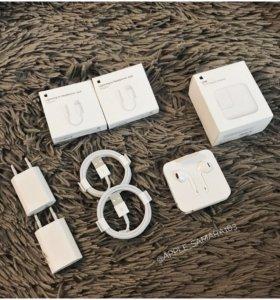 Оригинальные аксессуары из комплекта iphone X