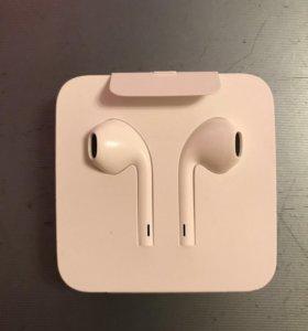 Наушники на IPhone Airpods оригинальные