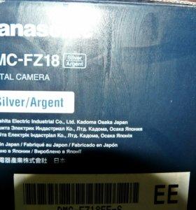 фотокамера Panasonic Lumix DMC- FZ-18(япония)
