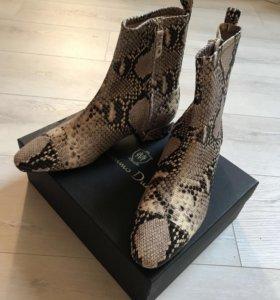 Новые ботинки Massimo Dutti
