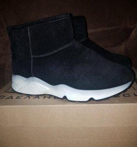 Зимние ботинки (спортивные угги)