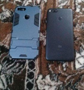 Продам телефон Xiaomi mi 5x обмен на айфон 6