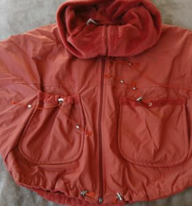 Куртка с подкладом из искусственного меха