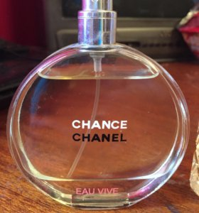 Chanel, Avon luck la vie,Luck for her, Faberlic