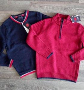 Два свитера, на 8 лет