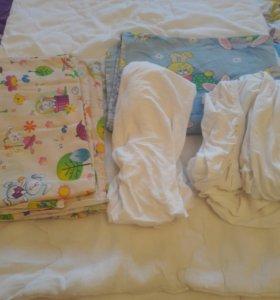 одеяло и дет постельное белье