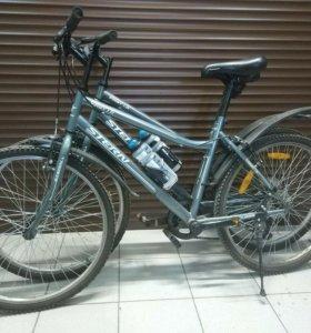 Велосипед скоростной б.у