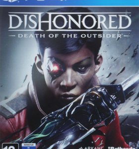 Dishonored: dead of the outsider