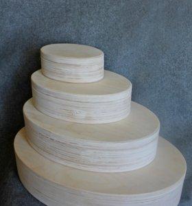 Шкатулки деревянные набор