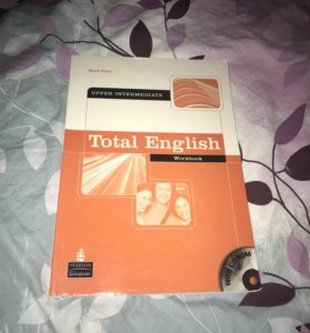 Total English upper intermediate workbook с CD