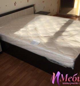 """Кровать """"Фиеста"""" 1,6 м новая"""