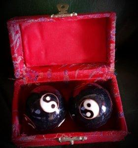 Массажные китайские шары