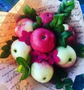 Букет 💐 из фруктов овощей