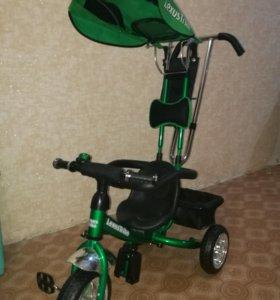 велосипед lexus trike 3-х колесный