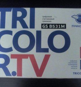 Комплект спутникого телевидения Триколор тв HD