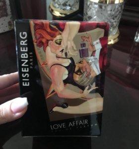 Духи Eisenberg LOVE AFFAIR femme