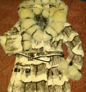Шубы и куртка,все по 800р
