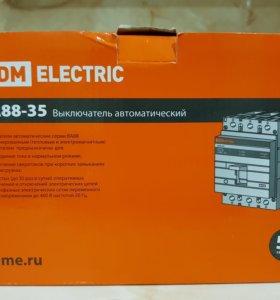 Автоматический выключатель TDM Electric (125 А)