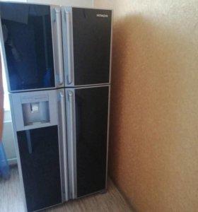 Продам Многодверный холодильник Hitachi
