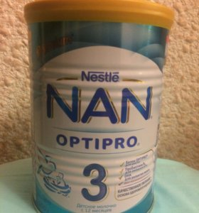 🌻NAN OPTIPRO 3(400 гр).🌻