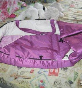 Детская сумка- переноска