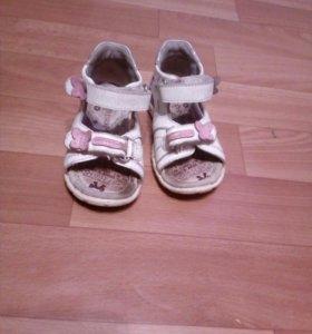 Сандали ,ботинки.