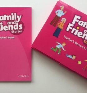 Family&Friends Teacher's Book + Resource Pack