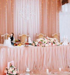 Аренда свадебного оформления