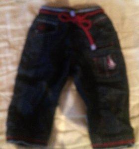 Двое джинсов и спорт штаны за 300