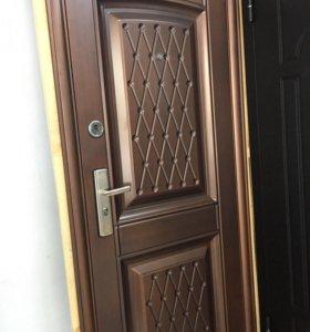 Металическая дверь
