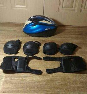 Шлем и защита